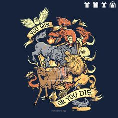 Game Of Thrones You Win Or You Die House Sigil T-#Shirt Unisex https://thedolla.store/products/game-of-thrones-you-win-or-you-die-house-sigil-t-shirt-unisex