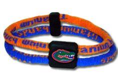 NCAA Titanium Band - Florida Gators