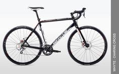 Whyte 2012 - British Mountain Bikes - Charing Cross