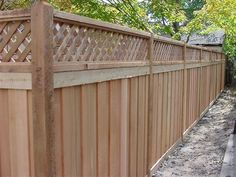 Best board on board outdoor privacy fencing options