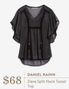 ♡♡♡So cute. Love this! Love Daniel Rainn. Would be great in a spring color.