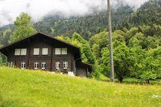 Los Alpes (Suíza)