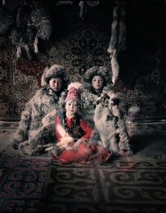 Powerful Portraits of Secluded Cultures on the Brink of Extinction - My Modern Metropolis