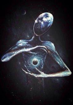 внутри у каждого есть космос а значит каждый человек для жизни в целом непригоден холодный и пустой внутри