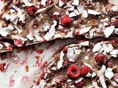 My Raspberry Ripple - A popular Sarah Wilson recipe, this one is sure to impress any chocolate fan.