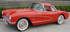 The 1956 Chevrolet Corvette C1 Production Statistics and Facts