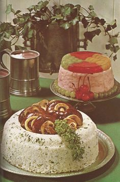 The fantastic culinary horrors of the 1970 book 'Happy Living: A Guide for…