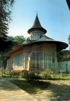 Romania, Voroneț Monastery