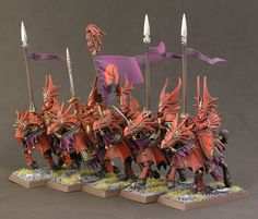 blood knight Dragon princes