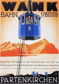 Wank Bahn ~ Fritz Uhlich