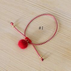 greek martakia march bracelet red and white bracelet image 1 Crystal Bead Necklace, Blue Necklace, Crystal Beads, Glass Beads, Beaded Necklace, Evil Eye Jewelry, Evil Eye Bracelet, Turquoise Glass, Turquoise Jewelry