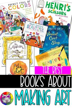 Art Books For Kids, Art For Kids, Art Lessons For Kids, School Art Projects, Kindergarten Art, Middle School Art, Elements Of Art, Art Classroom, Elementary Art