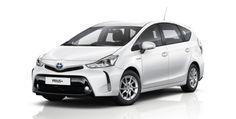 Toyota Prius +: design unico e una straordinaria spaziosità interna! #Top_Partners