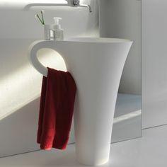 Cup, il lavandino a tazza di caffè