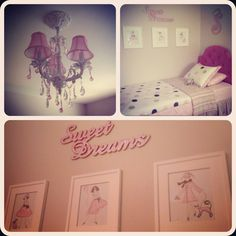 Paris Themed Bedroom ideas for my daughter