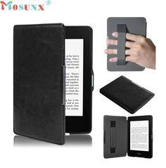 Beautiful Gitf 2016 New Premiu Ultra Slim Leather Smart Case Cover For New Amazon Kindle Paperwhite 5 Wholesale price Dec22 Price: USD 5.65 | United States