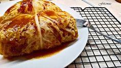 Ewa w kuchni: Gołąbki na włoskiej kapuście