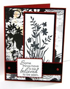 """OWH #63 sketch challenge """"Some things... """" card"""