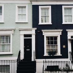Hillgate Place, London   Sea of Atlas