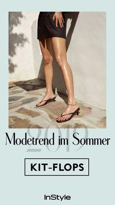 Heißer Schuhtrend: Mit diesen Sandalen kommen wir stylish durch die Hitzewelle Zara, Espadrilles, Germany, Flipflops, Kit, Flats, Outfits, Summer Accessories, Beautiful Shoes