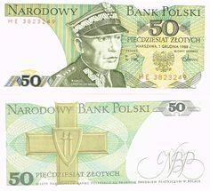 50 złotych, Polska