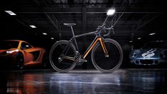 The new £16,000 Specialized McLaren S-Works Tarmac.