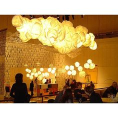 Vitra Cloud Lamp by Frank Gehry