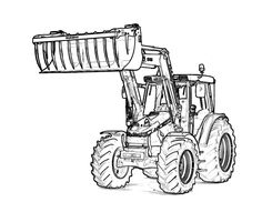 die 12 besten bilder von ausmalbilder traktor