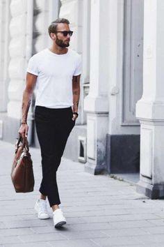 wit t-shirt 2 - Wit T-Shirt: zo maak je van een basic een stijlicoon - Manify.nl
