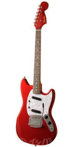 Fender Japan / MG69 MH CAR フェンダージャパン ムスタング Fender Japan http://www.amazon.co.jp/dp/B007P2VB2M/ref=cm_sw_r_pi_dp_mM.9ub07D7W5F