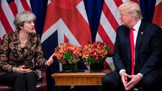 Großbritannien und die Niederlande weisen Trump nach seinen Retweets scharf zurecht. Der US-Präsident kontert. Der Ärger geht weiter.