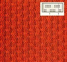 knit and purl stitch Dishcloth Knitting Patterns, Knit Dishcloth, Loom Knitting, Knitting Stitches, Knit Patterns, Stitch Patterns, Crochet Symbols, Purl Stitch, How To Purl Knit
