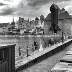 Gdańsk Main City - can you feel the storm?