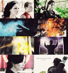 Hunger Games / Catching Fire