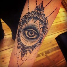 Filigree by Sarah B Bolen, I like it but without the eye