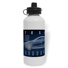 Tesla Model 3 Reserved Bottle Deep Blue Metallic -- Want to know more, click on the image. (This is an affiliate link) #CampingHydrationandFiltration