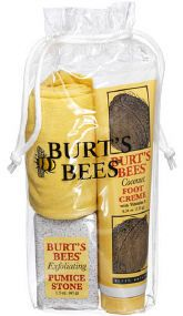 Burts Bees Foot Care Kit---LOVE IT