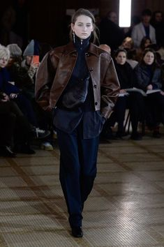 Lemaire Fall 2018 Ready-to-Wear Fashion Show Collection