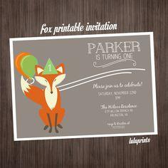 fox invitation