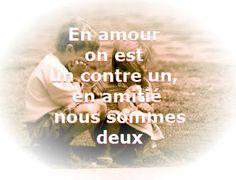 Citation d'amitié - Poème d'amitié - Phrase d'amitié - Proverbe d'amitié: CITATION D'AMITIE POUR UN HOMME