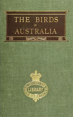 The Birds of Australia  1917