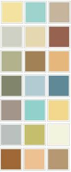warm spring colour palette - Google Search
