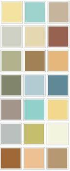 warm spring colour palette - Google Search