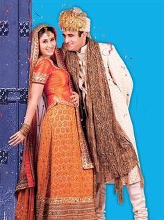 #KareenaKapoor's '#Bollywood' Bridal l✺✺k