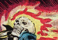 Ghost Rider, motorcycle hero