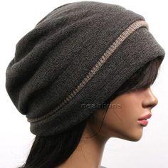 8bf5b6e1eab Designer Beanie Hat Men Womens Chic Unisex Winter Skull Best Beanies Cap  New D65