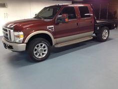 $24,999.00 - 2008 Ford F250 King Ranch 6.4 Powerstroke Diesel 4x4 Balebed