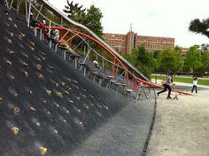 Parc des Camailles | Agence TER | 2012