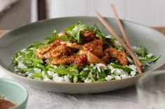 For a midweek meal with wow-factor, look no further than our zingy chilli & lemongrass chicken.