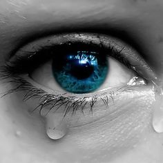 Tears of Joy.or Tears of sorrow.or Tears of repentance.or Tears of regret.or Tears of Thankfulness. Gif Kunst, Crying Eyes, Healthcare Quotes, Eyes Wallpaper, Wallpaper Gallery, Wallpaper Pictures, Shocking Facts, Things Under A Microscope, Make You Cry